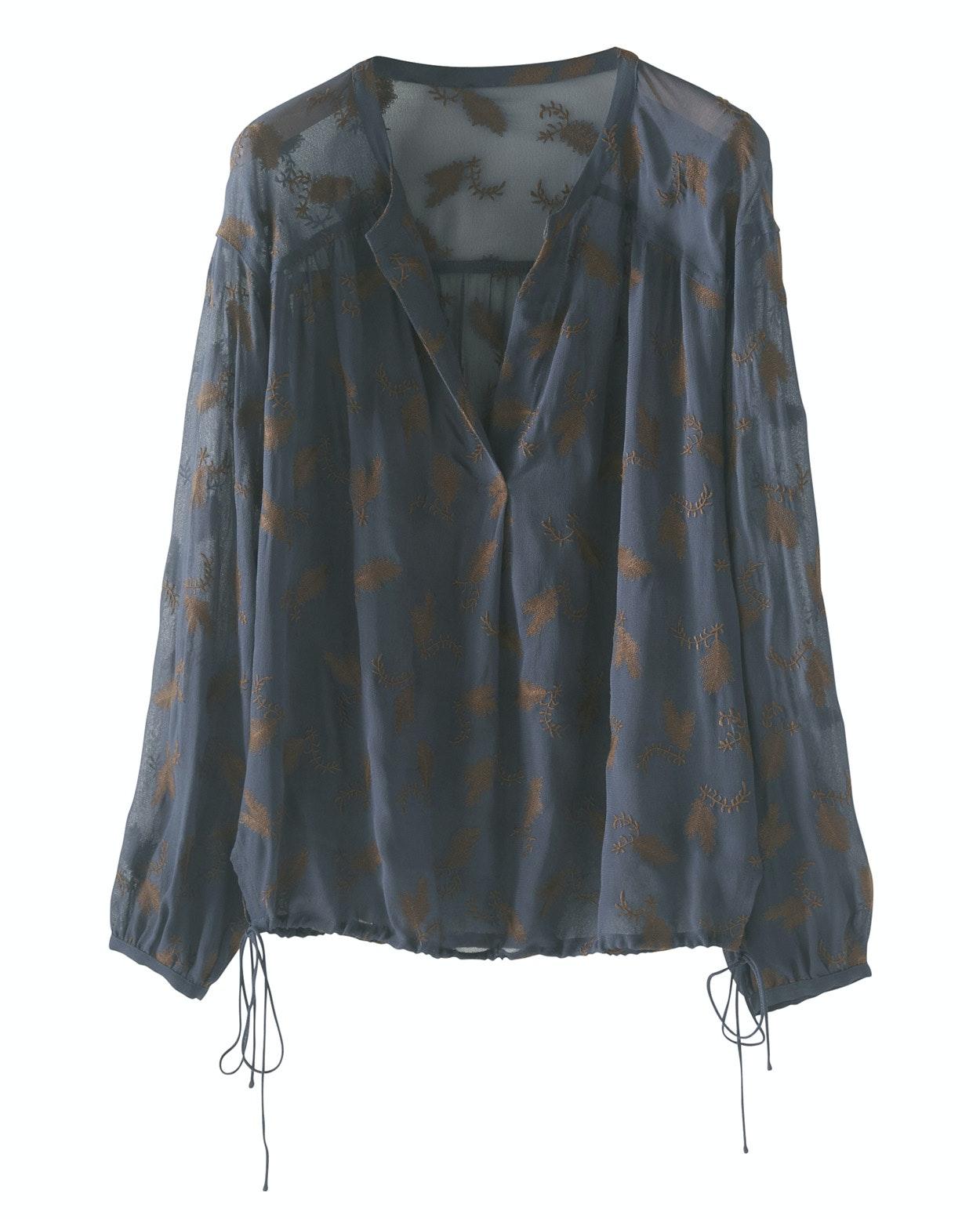 326d9daead845 Margot blouse - Wrap London