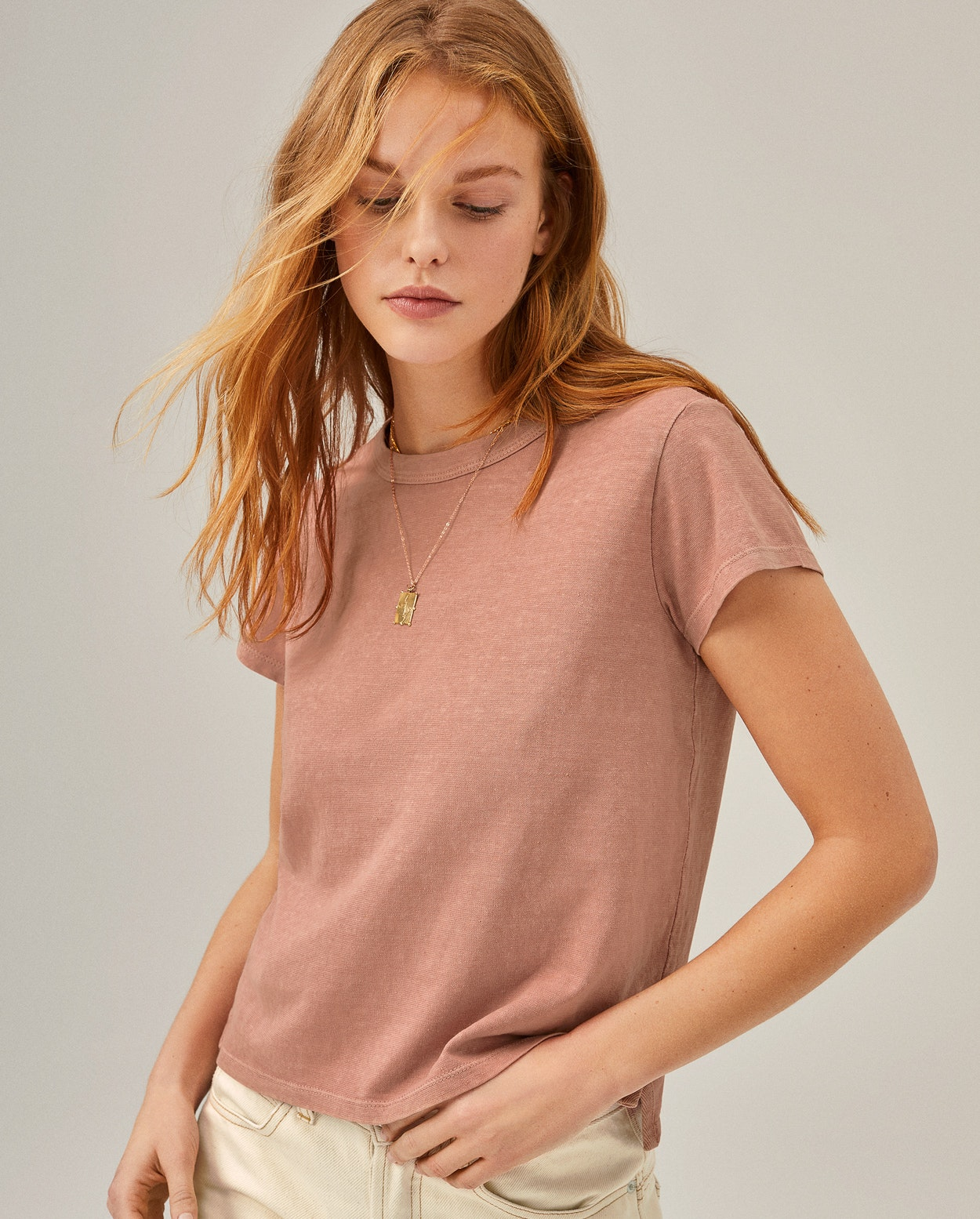 fcacf2b4fea7 Hemp cotton T-shirt - Wrap London