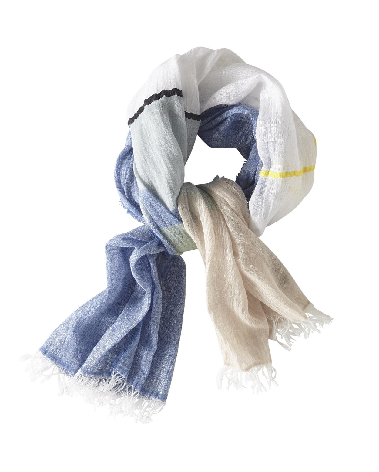 2d3831c70df Tonal stripe scarf - Wrap London