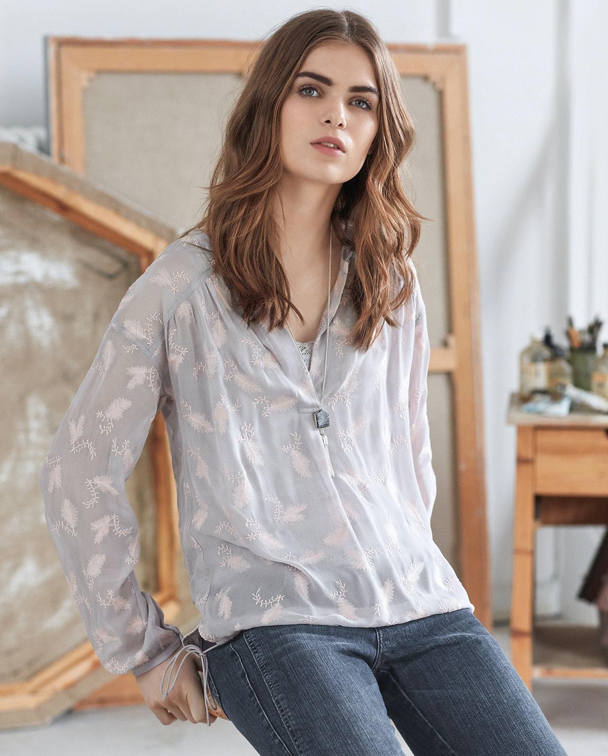 8ca70bc8bc6ad Image of Margot blouse; Image of Margot blouse ...
