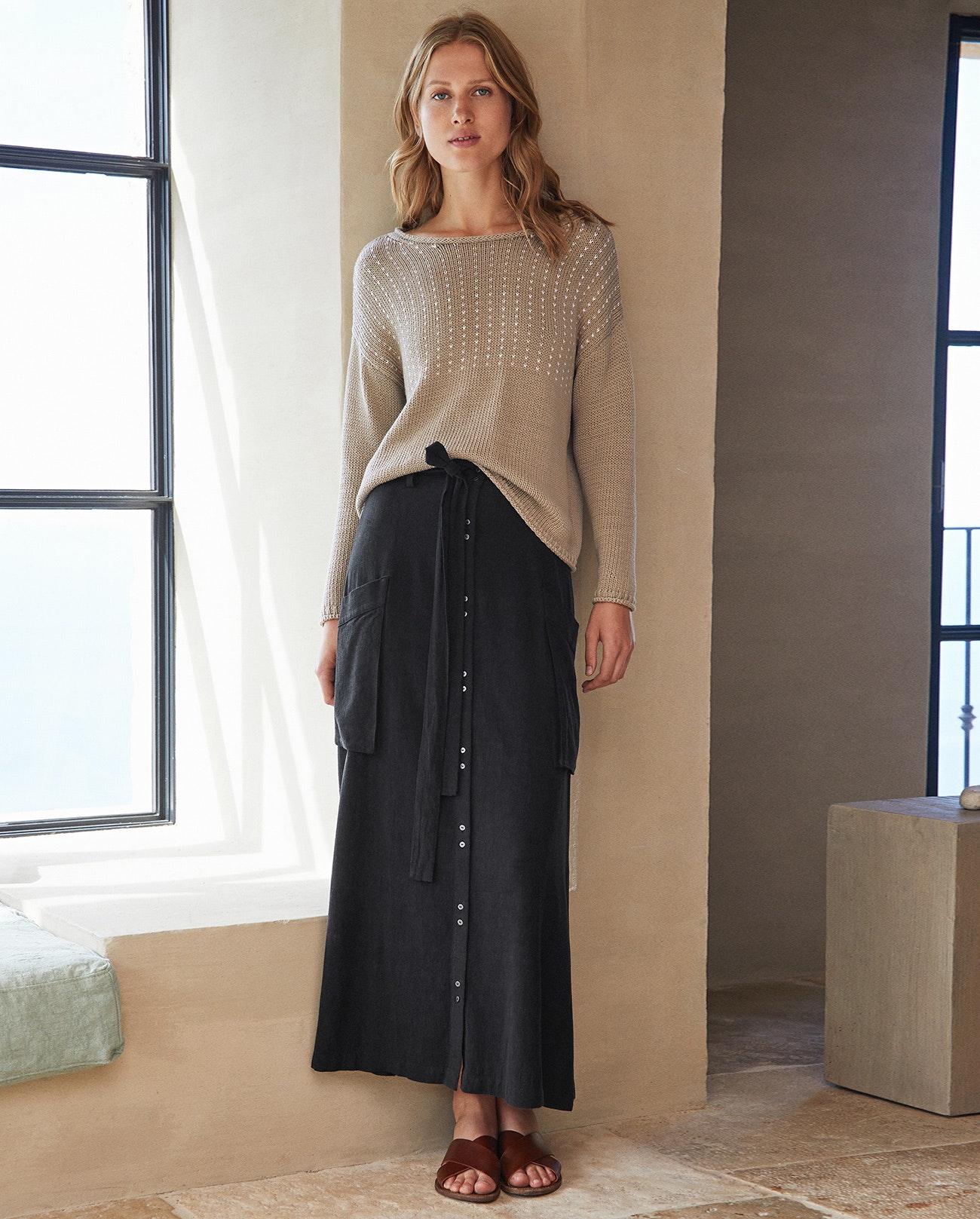 af9aeb915f2 ... Image of Utility maxi skirt ...